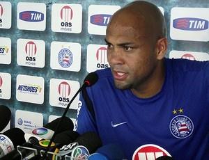 Souza, ex-Flamengo e Corinthians, joga atualmente no Bahia (Foto: Foto: Jayme Brandão/Divulgação/EC Bahia)