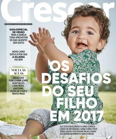 Crescer 278 (Foto: Crescer/ Editora Globo)