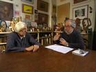 Gullar critica combate à internação de portadores de doenças mentais