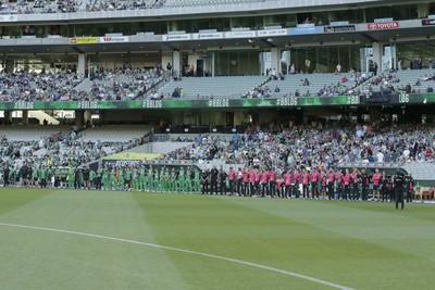 Melbourne Cricket Ground (Foto: AFP)