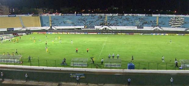Estádio Palma Travassos, do Comercial (Foto: Reprodução EPTV)