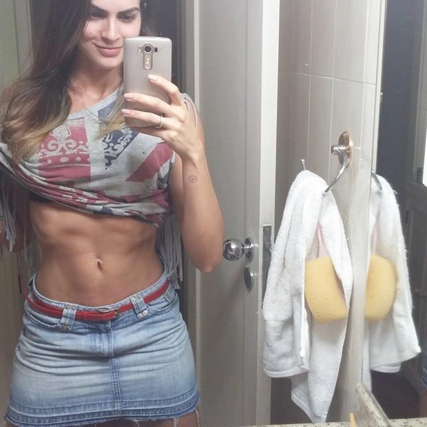 Renata Molinaro (Foto: Reprodução/Instagram)