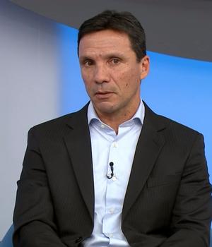 Zé Ricardo, ex-técnico do Flamengo (Foto: Reprodução SporTV)