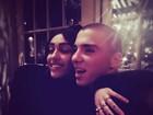 Madonna posta foto dos filhos Lourdes Maria e Rocco
