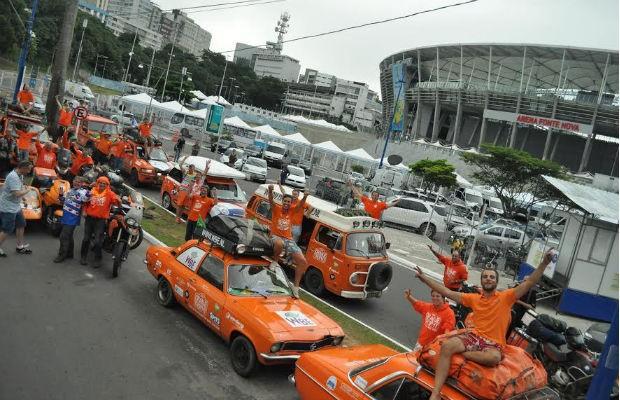 Rali Oranje Trophy (Foto: Oranje Fans)