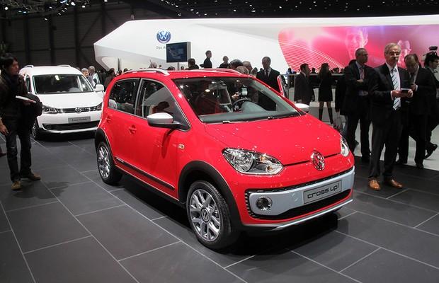 Volkswagen up! (Foto: Renata Viana de Carvalho/Autoesporte)