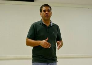 Orlando Ferreira, presidente do Cuiabá Arsenal (Foto: Divulgação)