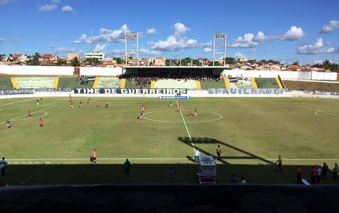 Remo x Rio Branco-AC - Arena Verde (Foto: Flávia Araújo/TV Liberal)