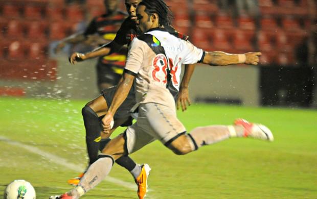 Sport x Vasco (Foto: Aldo Carneiro/Pernambuco Press)