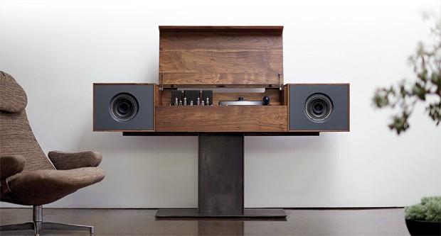 Modern Record Console (Foto: Divulgação)