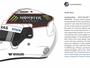 Hamilton lança promoção para que fãs criem o design de seu novo capacete