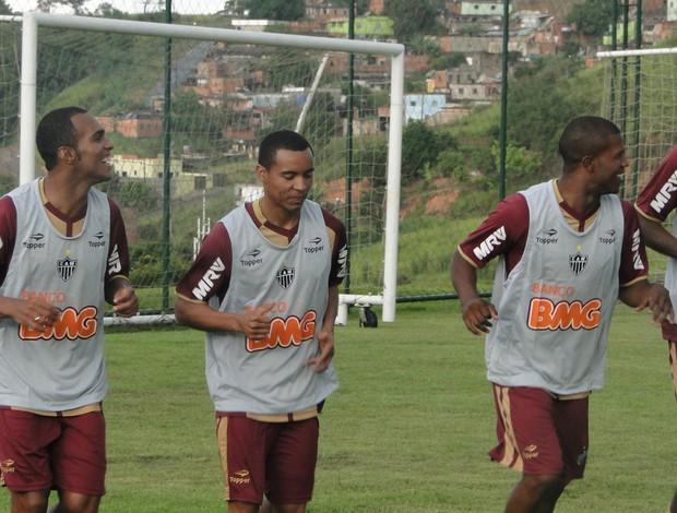 richarlyson atletico-mg rosinei (Foto: Gabriel Medeiros/Globoesporte.com)