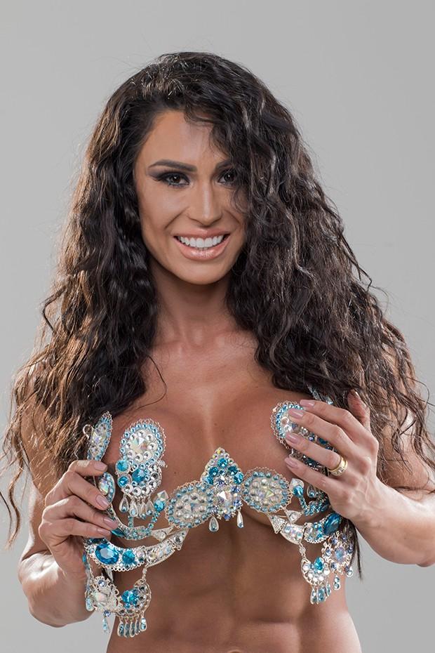 Gracyanne Barbosa (Foto: Marcelo Spatafora)