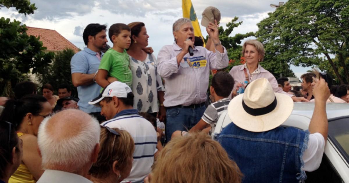 Diplomação do novo prefeito de Indiana será na próxima segunda - Globo.com
