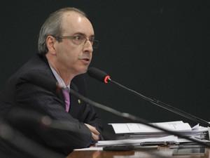 O deputado Eduardo Cunha (PMDB-RJ) (Foto: Renato Araújo/ABr)
