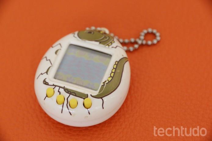 Tamagotchi (Foto: Tainah Tavares/TechTudo)