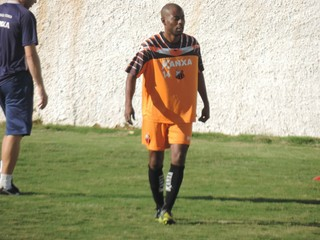 João Paulo, Ituano, treino, lateral, jogador (Foto: Guilherme Giavoni)