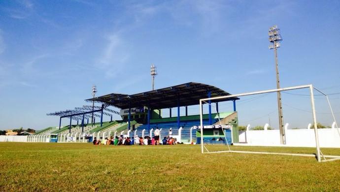 Ariquemes faz a primeira peneira para o Sub-20 (Foto: Antognione Rocha)