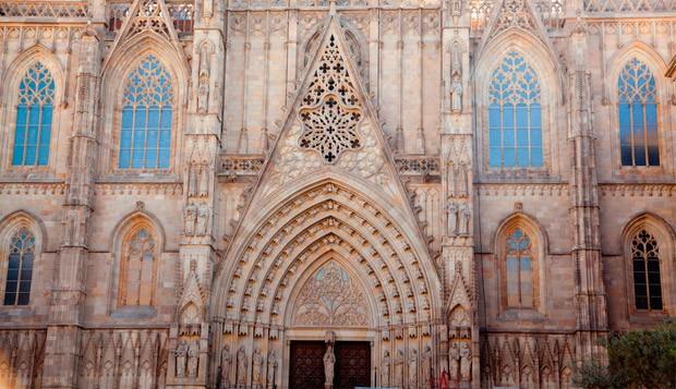 Catedral de Barcelona (Foto: Divulgao)