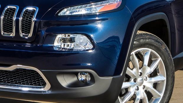 Veja fotos do novo Jeep Cherokee