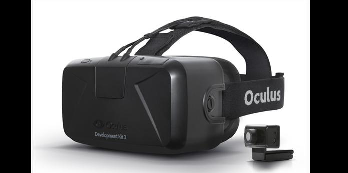 Segunda versão do kit para desenvolvedores já está em pré-venda no site da empresa (Foto: Divulgação/OculusVR) (Foto: Segunda versão do kit para desenvolvedores já está em pré-venda no site da empresa (Foto: Divulgação/OculusVR))
