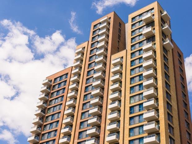 Imóveis apartamento (Foto: Shutterstock)