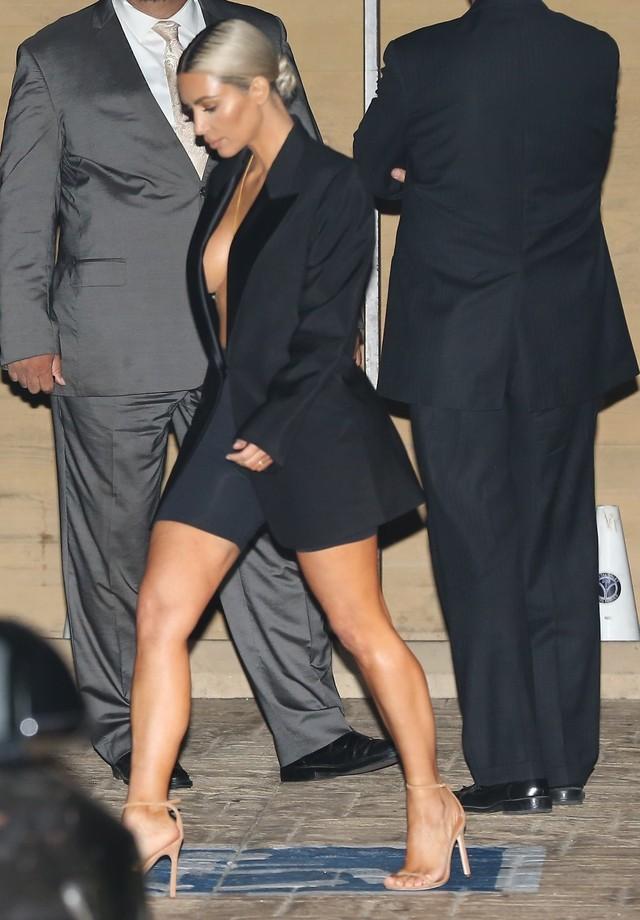 Kim Kardashian West (Foto: Backgrid)