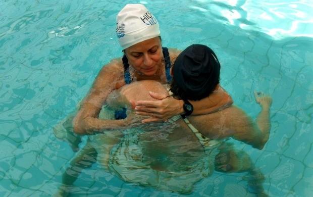 Hidroginástica Eu Atleta (Foto: Divulgação)