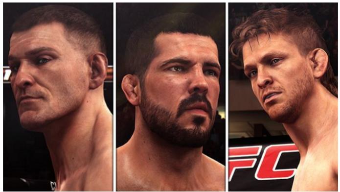EA Sports UFC recebeu atualização gratuita com novos lutadores e algumas melhorias. (Foto: Divulgação) (Foto: EA Sports UFC recebeu atualização gratuita com novos lutadores e algumas melhorias. (Foto: Divulgação))