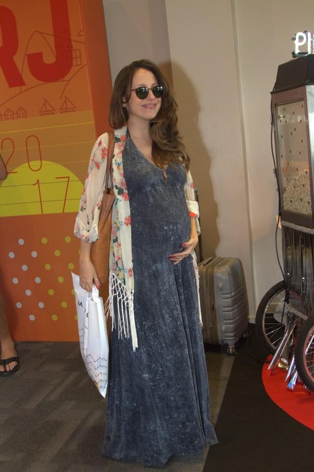 Luana Natau (Foto: Cleomir Tavares -Hotel  Prodigy Santos Dumont)