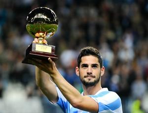 Isco Málaga prêmio Golden Boy (Foto: Getty Images)