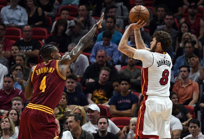 Cleveland Cavaliers vs.Miami Heat NBA (Foto: Reuters)