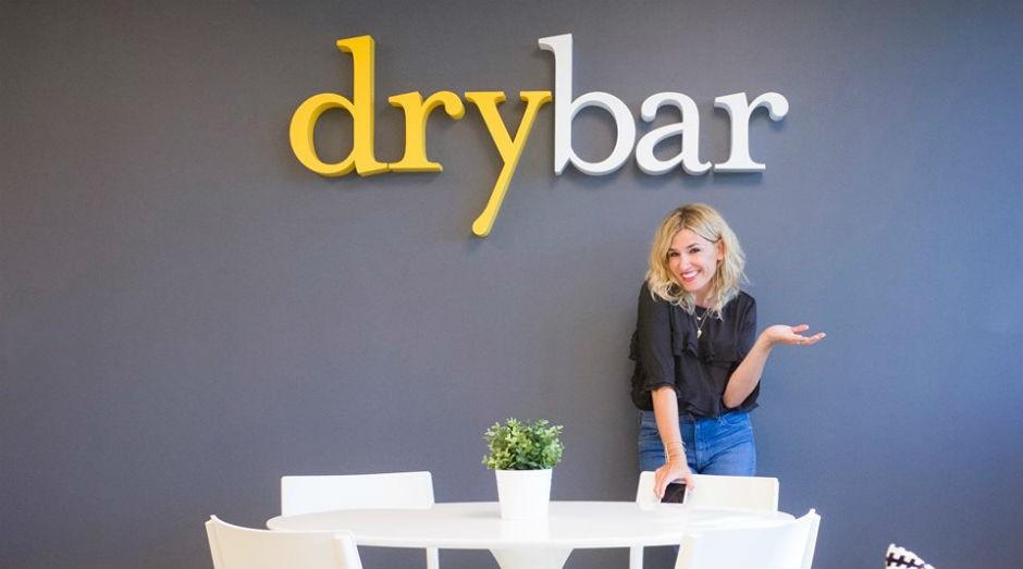 DryBar: salão com cara de bar só para escovar os cabelos (Foto: Divulgação)