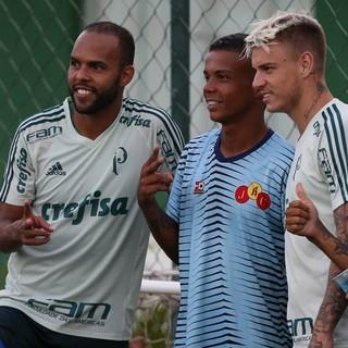 Palmeiras x Jabaquara  (Foto: Cesar Greco / Palmeiras)