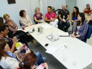 Segunda reunião para definir o formato dos eventos foi realizada na segunda-feira  (Foto: Emerson Ferraz)