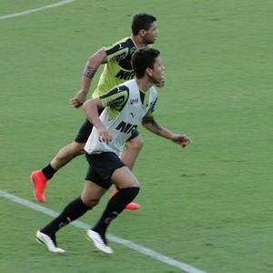 Marcos Rocha, lateral do Atlético-MG (Foto: Léo Simonini)