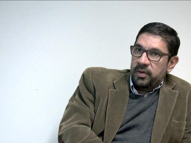 GNEWS Raul Schmidt (Foto: GloboNews)