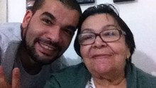 Funcionários da TV Tribuna relembram momentos com avós (Arquivo Pessoal)