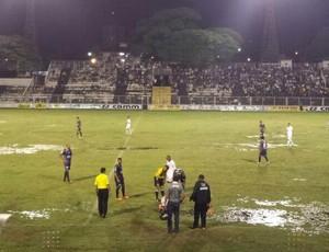 Araxá CAP Uberlândia Módulo II Campeonato Mineiro (Foto: Cesar Campos)