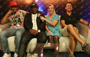 """Buchecha, MC Marcinho e MC Leozinho lembram do funk """"antigo"""": """"A galera que não curtiu perdeu uma das melhores épocas"""""""