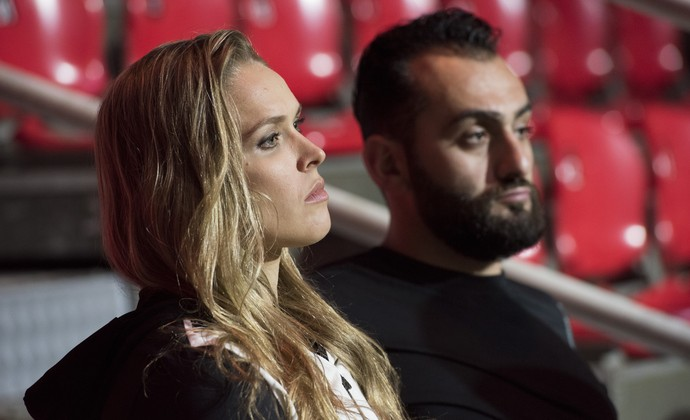 Ronda Rousey Edmond Tarvedyan UFC (Foto: Getty Images)