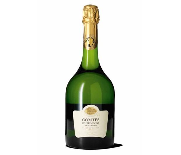 Taittinger Comtes de Champagne Blanc de Blancs 2002 (Foto: s)