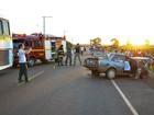 Homem morre após carro ser atingido por ônibus em Perdizes