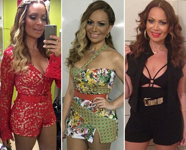 Referência de estilo nas redes sociais, Sol Almeida ousa nos looks (Foto: Arquivo pessoal)