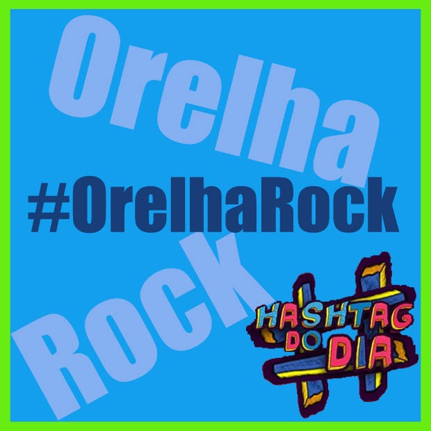 #HashtagDoDia: OrelhaRock (Foto: Malhação / TV Globo)