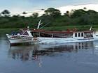 Rios funcionam como 'estradas' de água na Amazônia