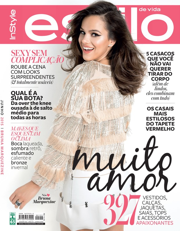 Bruna Marquezine (Foto: Yuri Sardenberg/ Revista Estilo)