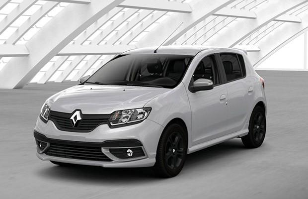 Renault Sandero GT Line aposta em elementos mais agressivos (Foto: Reprodução)