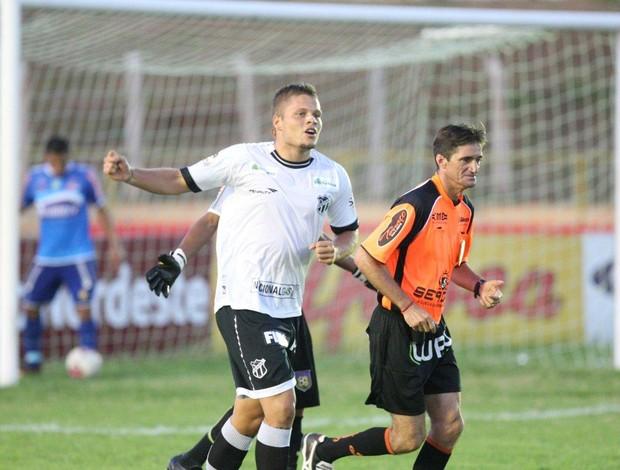 Crato x Ceará campeonato cearense (Foto: Normando Sorácles/ Ag. Miséria de Comunicação)