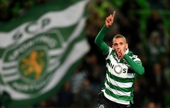 Atacante Slimani deve trocar o Sporting pelo Leicester, diz jornal